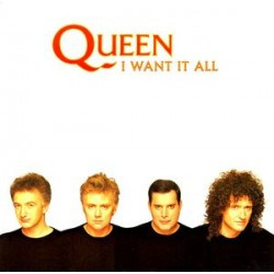 Queen ‎– I Want It All - Maxi Vinyl