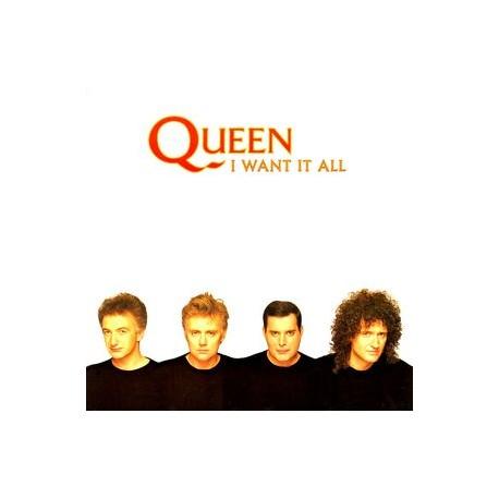 Queen – I Want It All - Maxi Vinyl
