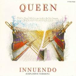 Queen – Innuendo (Explosive Version) - Maxi Vinyl - Duet with David Bowie