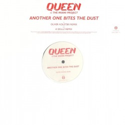 Queen Vs The Miami Project ‎– Another One Bites The Dust - Maxi Vinyl - Promo
