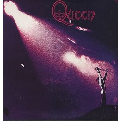 Queen ‎– Queen 1 - Coloured White Marbled - LP Vinyl - Globus Czechoslovakia