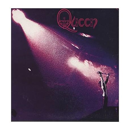 Queen – Queen 1 - Coloured White Marbled - LP Vinyl - Globus Czechoslovakia