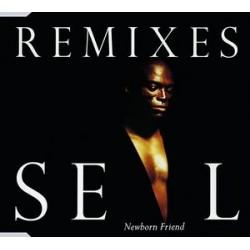 Seal – Newborn Friend (Remixes) - CD Maxi Single
