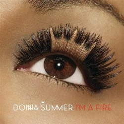 Donna Summer ‎– I'm A Fire - CDr Single Promo - 1 Track