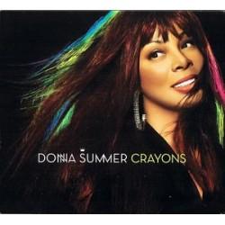 Donna Summer – Crayons - CD Album - Digipack Edition Canada
