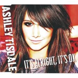 Ashley Tisdale – It's Alright, It's OK - CD Maxi Single Promo