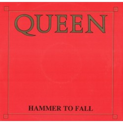 Queen ‎– Hammer To Fall - i Vinyl 12 inches - UK pressing