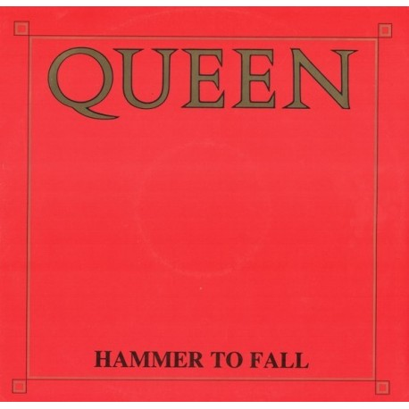 Queen – Hammer To Fall - i Vinyl 12 inches - UK pressing