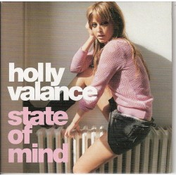 Holly Valance ‎– State Of Mind - CD Maxi Single Promo