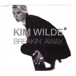 Kim Wilde – Breakin' Away - CD Maxi Single Promo