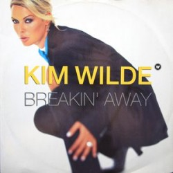 Kim Wilde ‎– Breakin' Away - CD Maxi Single