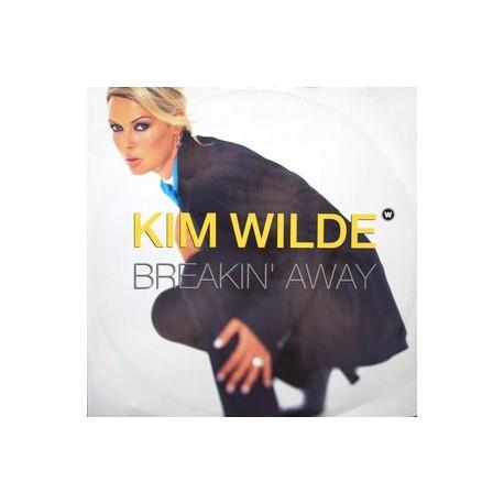 Kim Wilde – Breakin' Away - CD Maxi Single