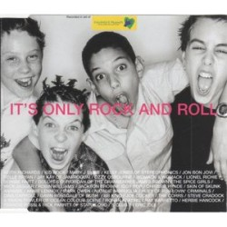 Compilation - It's Only Rock And Roll - CD Maxi Single Promo