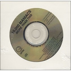 10,000 Maniacs ‎– (Roxy Music) - More Than This - CD Single Promo