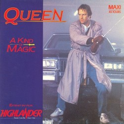 Queen ‎– A Kind Of Magic - Maxi Vinyl 12 inches
