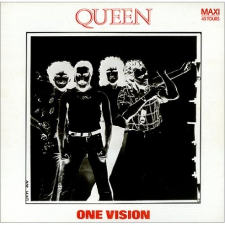 Queen ‎– One Vision - Maxi Vinyl 12 inches