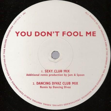 Queen – You Don't Fool Me - Maxi Vinyl 12 inches Promo