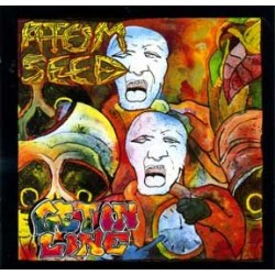 Atom Seed ‎– Get In Line - CD Album USA Pressing