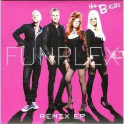 The B-52s – Funplex Remix EP -  CD Single Promo
