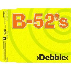 The B-52's – Debbie - CD Maxi Single Promo