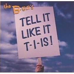 The B-52's – Tell It Like It T-I-Is - CD Maxi Single - Digipack Edition USA