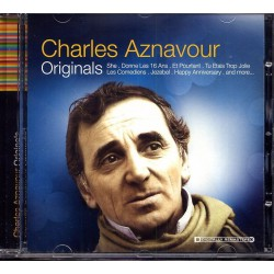 Aznavour Charles - Originals - Argentina CD Album