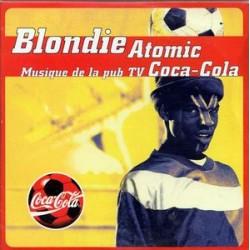 Blondie – Atomic - CD Single - Coca Cola