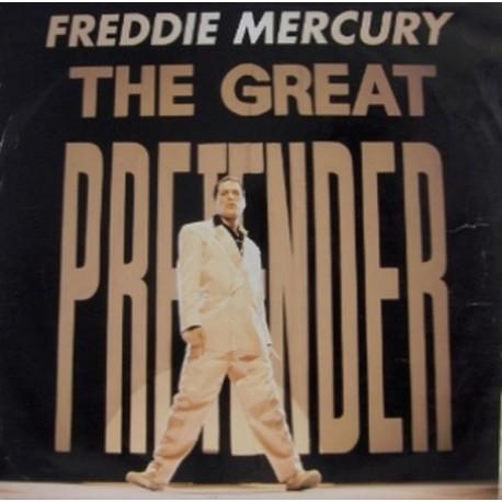 Freddie Mercury – The Great Pretender - Maxi Single 12 inches