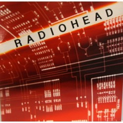 Radiohead ‎– Amazing Austin - LP Vinyl - Coloured Clear - Limited Edition