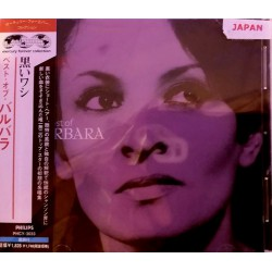Barbara - Best of Barbara - CD Album Japan Edition with Obi