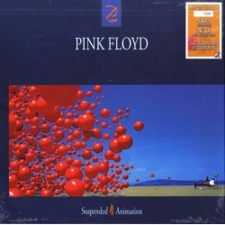 Pink Floyd ‎– Suspended Animation - Coffret Boxset 4LP, 2CD - Coloured - Limited Edition