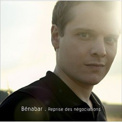 Benabar - Reprise Des Négociations - CD Album