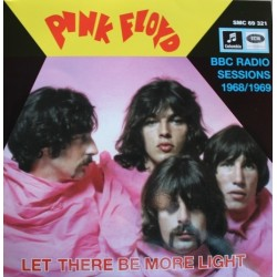 Pink Floyd – Let There Be More Light - BBC Radio Sessions 1968/1969 - LP Vinyl
