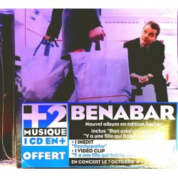 Benabar - Bon Anniversaire - CD Album Limited Edition