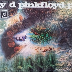 Pink Floyd – A Saucerful Of Secrets - LP Vinyl