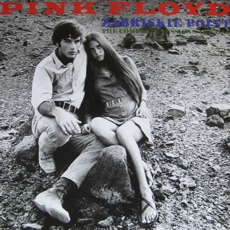 Pink Floyd – Zabriskie Point The Complete Sessions Vol. One - Coloured Blue - LP Vinyl