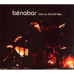 Benabar - Live Au Grand Rex - Double CD Album Digipack
