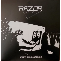 Razor - Armed And Dangerous - Mini LP Vinyl