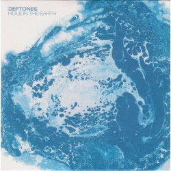 Deftones ‎– Hole In The Earth - CD Single Promo