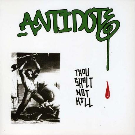Antidote  – Thou Shalt Not Kill - LP Vinyl - 8 Tracks
