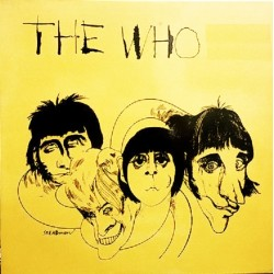 The Who ‎– The Who - LP Vinyl - Italian Pressing
