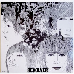 The Beatles ‎– Revolver- Coloured - LP Vinyl - Mono Version