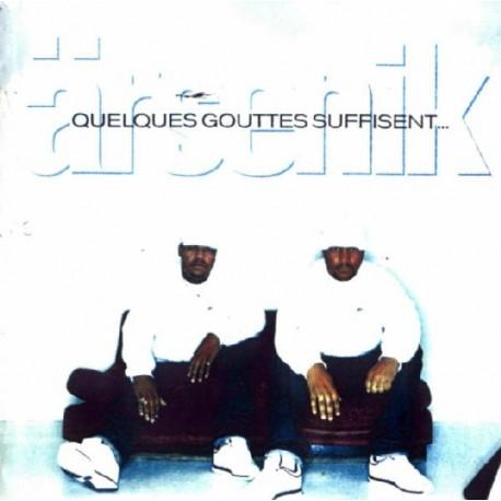 Ärsenik – Quelques Gouttes Suffisent... - Double LP Vinyl 180 Gr.