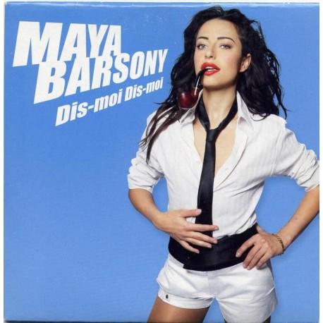 Barsony Maya - Dis Moi  Dis Moi - CD Single Promo