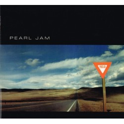 Pearl Jam ‎– Yield - Coloured White - LP Vinyl