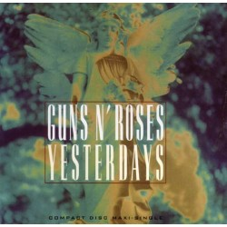 Guns N' Roses ‎– Yesterdays - CD Maxi Single