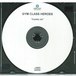 Gym Class Heroes ‎– Cookie Jar - CD Single Promo Switzerland