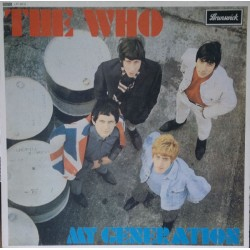 The Who ‎– My Generation - LP Vinyl