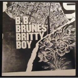BB Brunes - Britty Boy - CDr Single Promo
