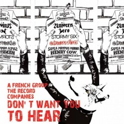 Etron Fou Leloublan – Live At The Rock In Opposition Festival, 1978 - New London Theatre - LP Vinyl Gatefold